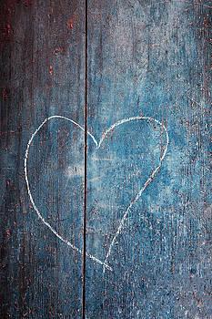 Heart by Maria Heyens