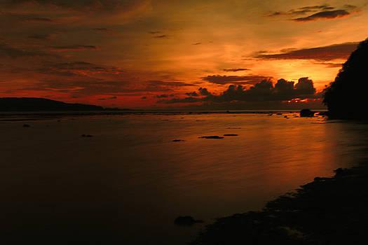 Hagatna Bay by Byron Fair