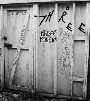 Hagger Monster by Anna Villarreal Garbis