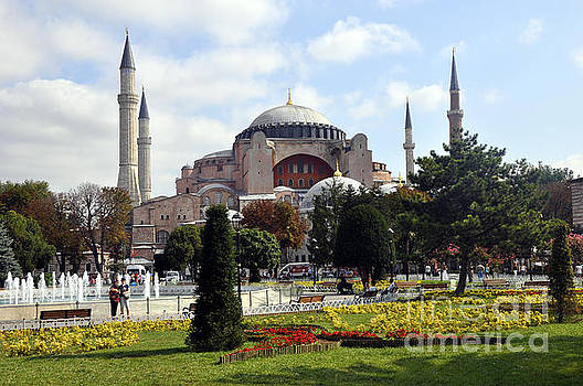 Andrew Dinh - Hagia Sophia
