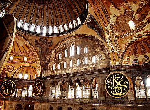 Hagia Sophia Gallery by Guillaume Rodrigue