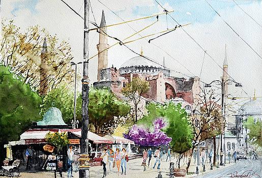Hagia Sophia / Istanbul by Dogan Soysal