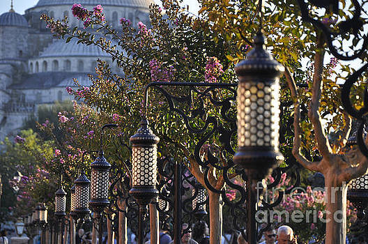 Andrew Dinh - Hagia Sophia Lanterns