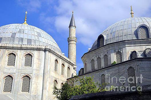 Andrew Dinh - Hagia Sophia Roof