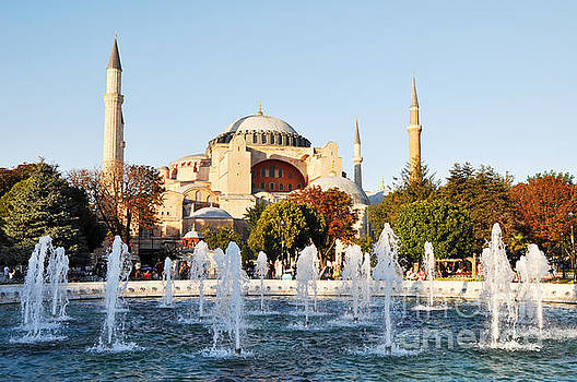 Andrew Dinh - Hagia Sophia Water Fountains