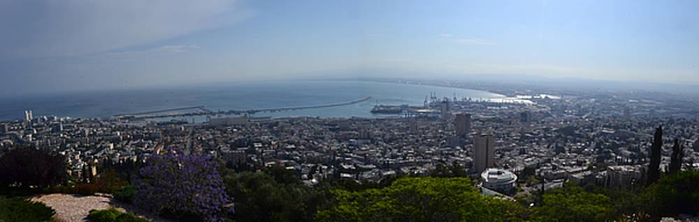 Haifa- Israel by Atul Daimari