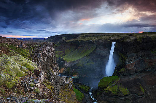 Haifoss by Sven Broeckx
