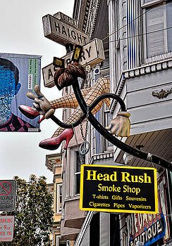 Robert Brusca - Haight-Ashbury