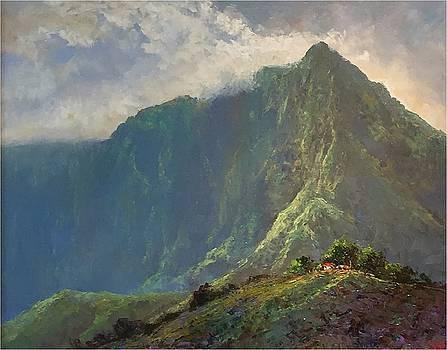 Haiku Ridge, Kaneohe by Ed Furuike