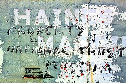 Stephen Mitchell - Haines Property