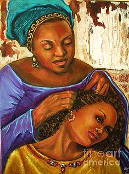 Hair Braiding by Alga Washington