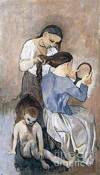 Picasso - Hair Dressing
