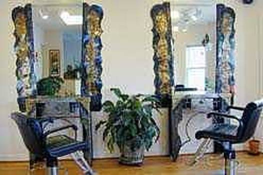Hair-salon Stations by Don Thibodeaux
