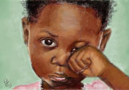 Haiti Hurts by Peggy Hickey