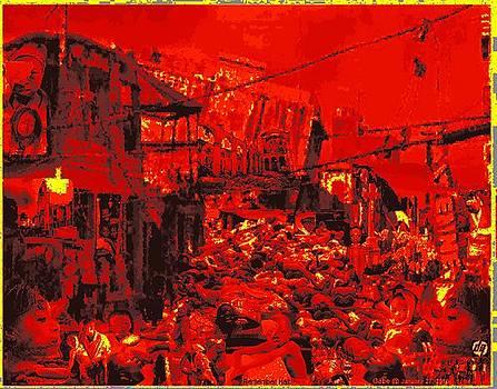 Haiti Remembered by Gabe Art Inc