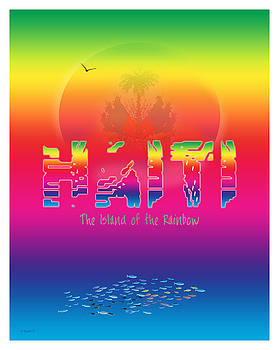 Haiti The Land of the Rainbow by Albert Stewart