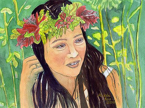 Haku Lei by Michele Ross