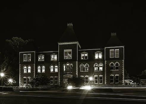 Chris Coffee - Hale Hall, Louisiana Tech University