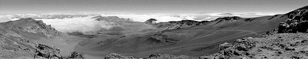 Haleakala Crater Pano by Peter J Sucy
