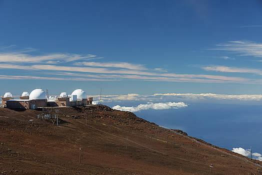 Randy Hall - Haleakala Observatory
