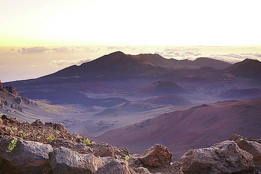 Puget Exposure - Haleakala Rim Sunrise