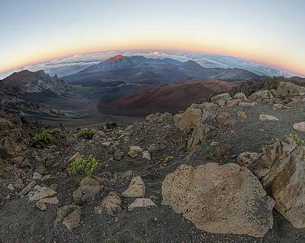 Haleakala Sunset by Eric Bjerke