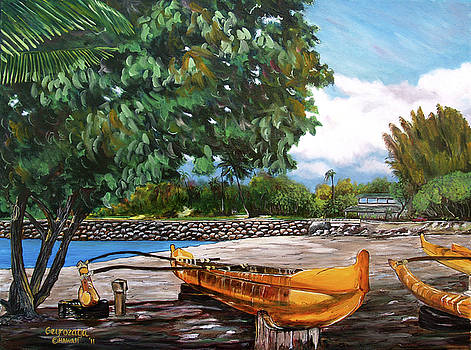 Hale'iwa by Larry Geyrozaga