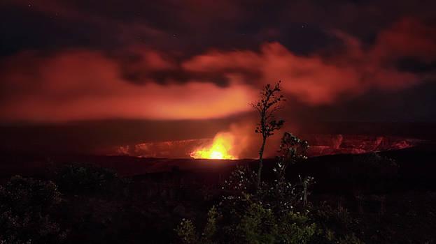 Susan Rissi Tregoning - Halemaumau Crater