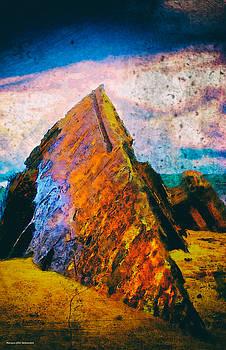 Half Buried by Chuck Mountain