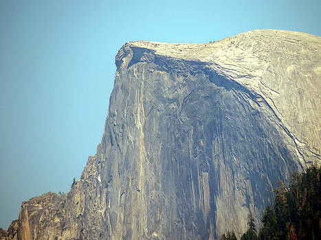 Half Dome 2 by Eric Forster