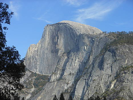 Gary Canant - Half Dome and Diving Board