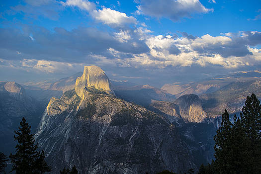 Half dome by Atul Daimari