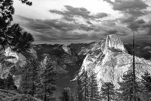 Half Dome Yosemite by Daniel Danzig