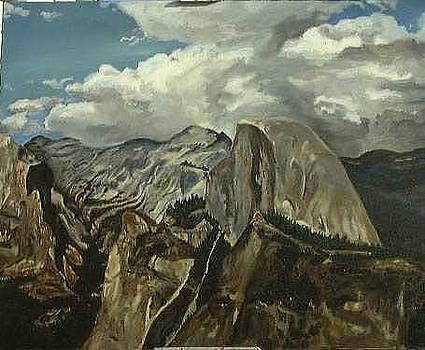 Half Dome by Travis Day