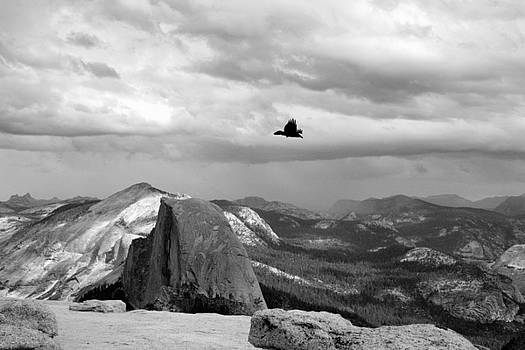 Chuck Kuhn - Half Dome visitor