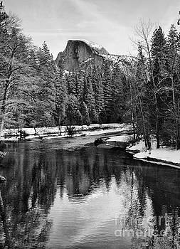 Jamie Pham - Half Dome Winter