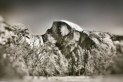 Half Dome Yosemite by James Bethanis
