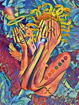 Half Human by Vennie Kocsis