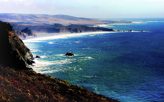 Half Moon Bay by Karen Wiles