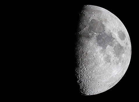 Half moon by Cristian Mihaila
