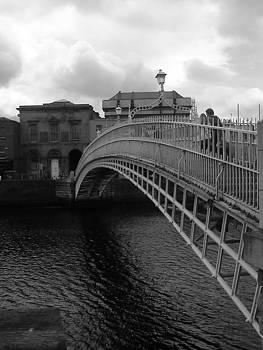 halfpenny Bridge by Colin O neill