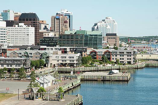 Ramunas Bruzas - Halifax City