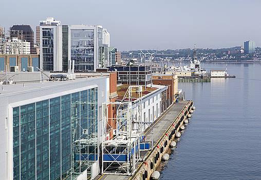 Ramunas Bruzas - Halifax Port