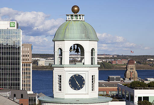 Ramunas Bruzas - Halifax Time