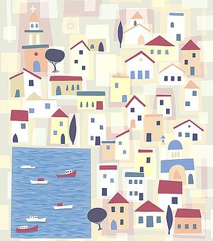 Halki by Nic Squirrell