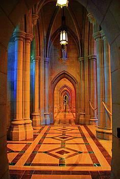 Jost Houk - Hall of the Cathedral
