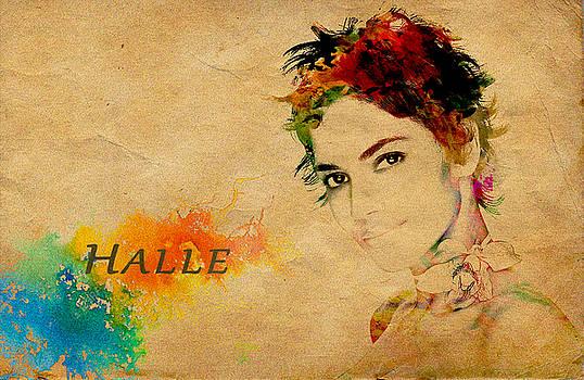 Manjot Singh Sachdeva - Halle Berry