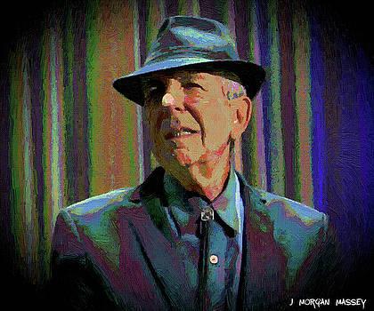 Hallelujah - Leonard Cohen by J Morgan Massey