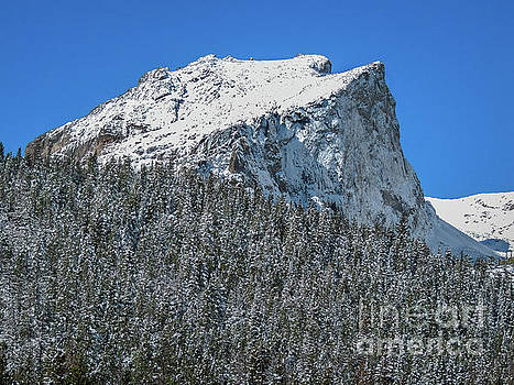 Hallett Peak by Lynn Sprowl