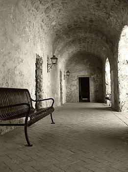 Hallowed Hall by Gordon Beck